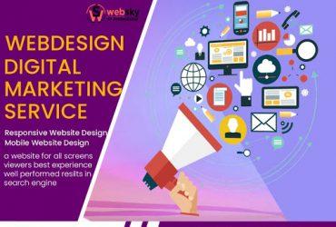 web designer Service Ghaziabad | web designer In Ghaziabad | WEB SKY