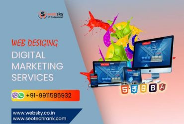 Web Designing & Development Services Companies In India