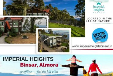 Best Hotel in Binsar & Imperial Heights Binsar