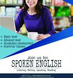 Sep 4th – Spoken English classes in Dubai 0528475607