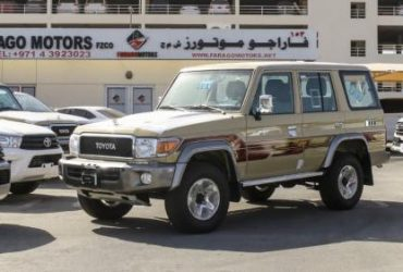 Land Cruiser GRJ76 Limited Petrol 4.0 V6