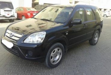 Honda CRV 2005 Lady Driven for sale