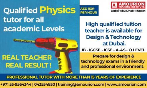 May 19th – Sep 16th – IB Chemistry Tutor in Dubai Call 055-9564344