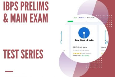 Mock Test Series for Bank PO