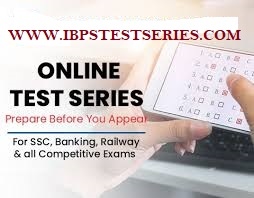 Online test Series for all Bank  Exam